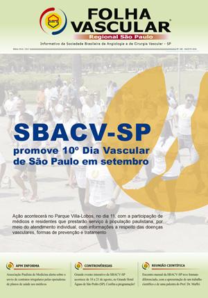 SBACV-SP promove 10º Dia Vascular de São Paulo em setembro