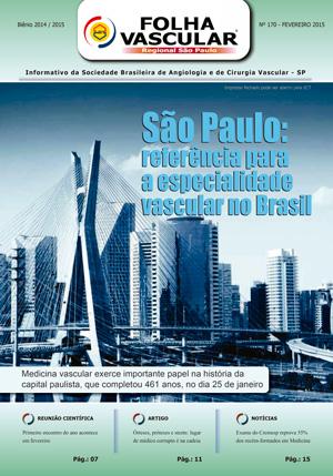 Medicina vascular exerce importante papel na história da capital paulista, que completou 461 anos, no dia 25 de janeiro