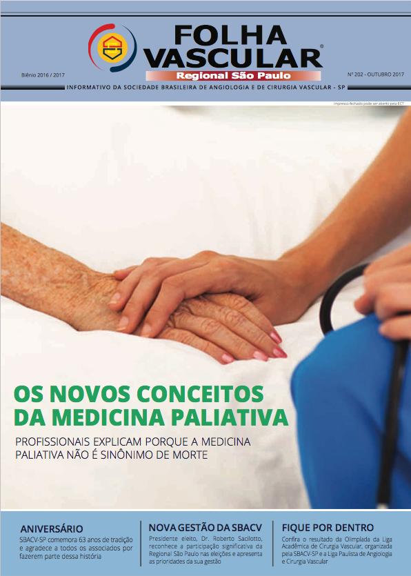 Folha Vascular 201 - outubro / 2017