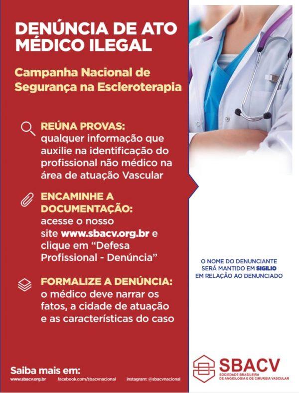 Folder para Médicos