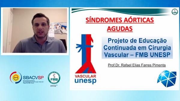 17/10/2018 - Síndromes aórticas agudas, Prof. Dr. Ricardo A. Yoshida