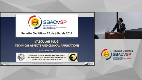Aspectos técnicos e aplicações clínicas do plug vascular (Palestra Abbott)
