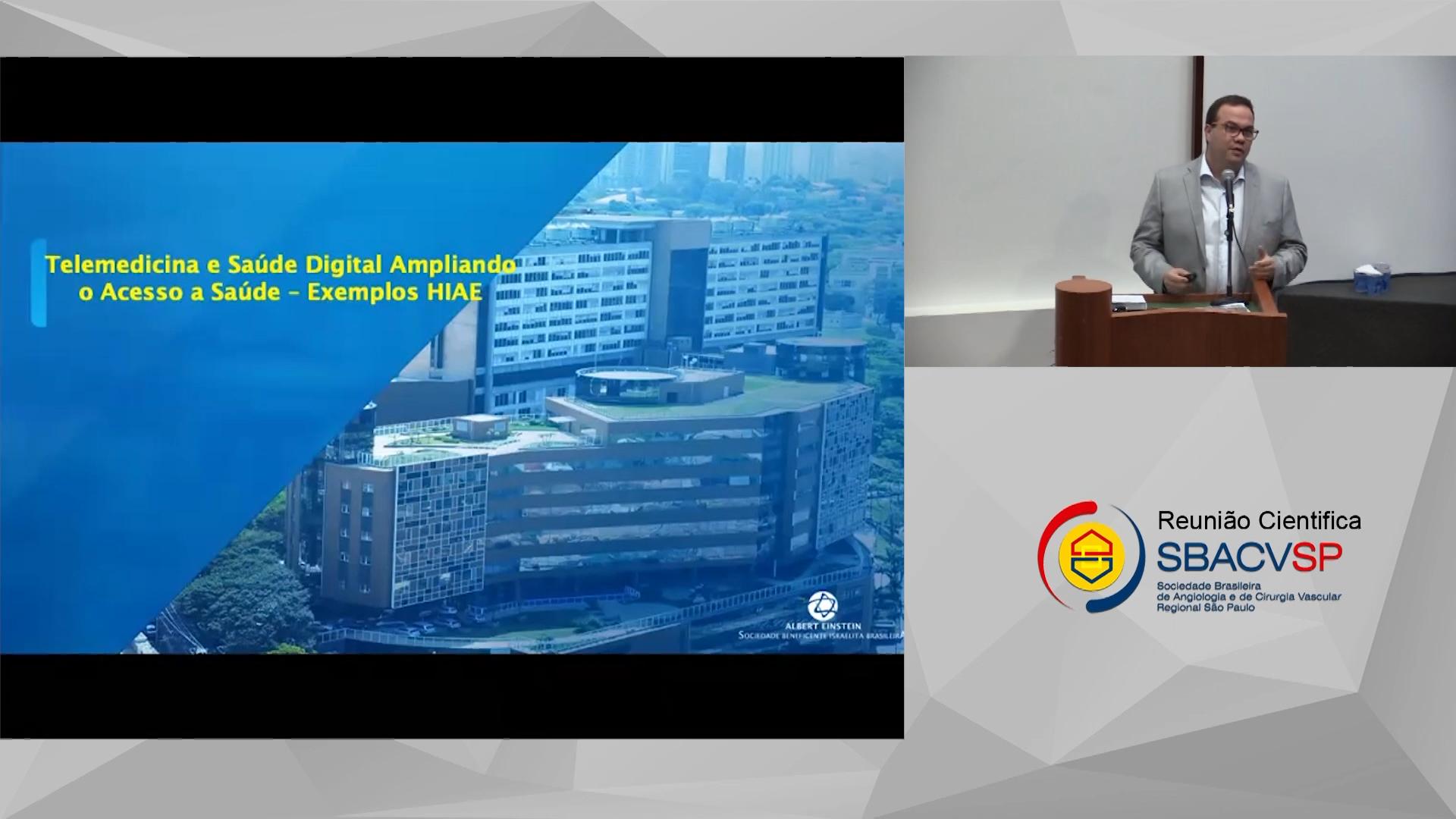 Telemedicina e Saúde Digital Ampliando o Acesso a Saúde – Exemplos HIAE